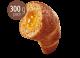 Croissant with Honey