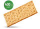 Soy crackers