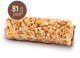 Cereal snacks with Oats, Rice, Maize and Chocolate