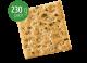 Crackers with Cereals, Sunflower, Pumpkin seeds