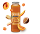 Orange, Carrot and Mango Smoothies